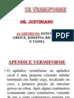 Apresentação apendicite