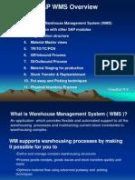 SAP WMS