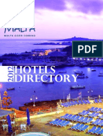 Malta Hotels Directory 2012