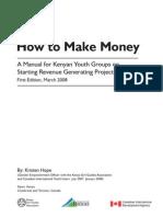 Kenya Projects Manual