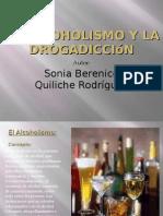 El Alcoholismo Y La n Diapositiva