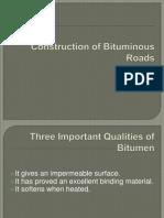 15 Bitumen Roads