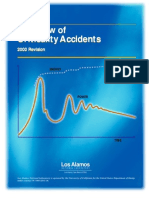 A Review of Criticality Accidents - Alamos - 2000