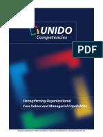 UNIDO Competency Model Part 1