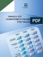 Competencias TIC Para Docentes v.2 2012 (en inglés)