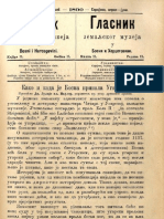 Glasnik Zemaljskog Muzeja 1890./god.2 knj.2