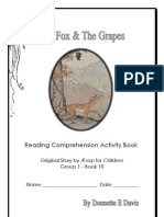 The Fox and the Grapes 10