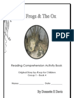 The Frogs and the Ox 4