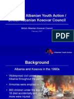 History of Albanian Youth Action