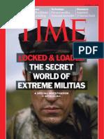 Time Magazine.2010!10!11