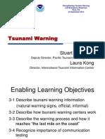 Fiji Tsunami Warning