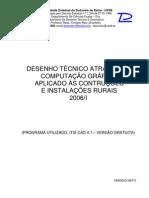 Apostila de Desenho Tecnico 2006.1