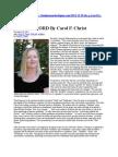 The G-Word by Carol P. Christ