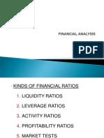1fin 103 Financial Analysis