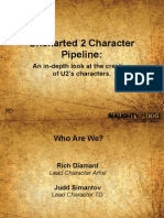 Simantov Judd Uncharted 2 Character Pipeline