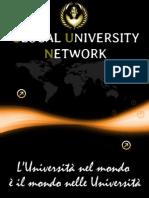 Presentazione Glocal University Network