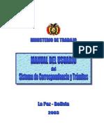 a - Manual de Usuario del Sistema de Correspondencia y Trámites