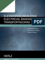 Elevadores,Escaleras Electric As, Bandas Transport Ad or As