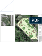 Woodhaven Dog Park Layout