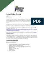 Lejos Vision System