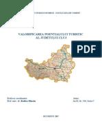 Valorificarea Potentialului Turistic Al Judetului Cluj