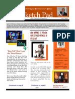 LAD Sketch Pad - October 2008