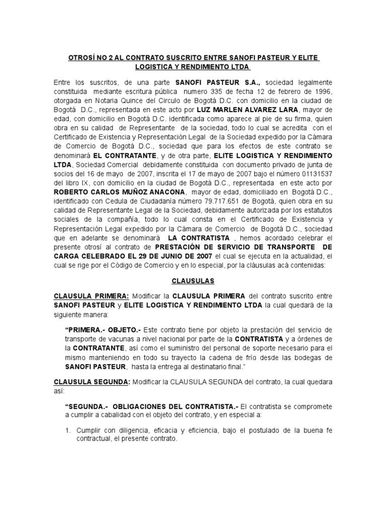Ultimo otrosi for Clausula suelo firma acuerdo privado