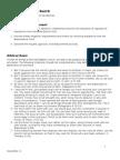 Benevolence Fund Policy