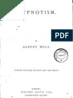 Albert Moll Hypnotism 1897
