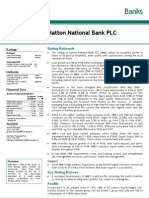 Hnb Fitch Report 24 Aug 2009