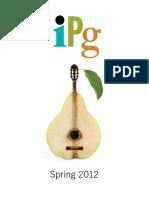 IPG 2012 Spring General Trade