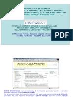 Convegno Paradigma - Forum Garanzie 2008  |  Istruttoria legale dei finanziamenti alle imprese