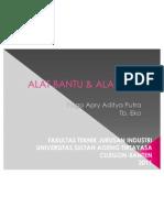 Alat Bantu & Alat Ukur