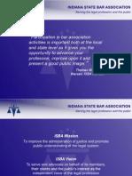"""Top 12 Benefits of the ISBA"""