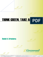 Think Green, Take Action Books and Activities for Kids