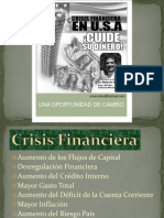 Crisis Financiera en Español