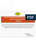 The Accounting and Auditing Organization for Islamic Financial