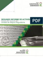 Informe de Actividades 2011