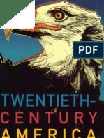 Twentieth-Century America - A Brief History Cover