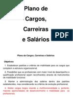 Apresentação Governo PCCS - Planilhas