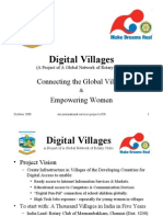 Rotary Digital Villages