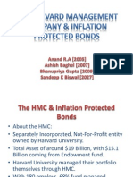 The HMC & Inflation Protected Bonds - Case Study