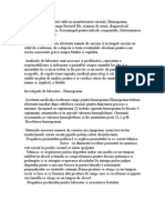 Investigatii de Laborator Utile in Monitorizarea Sarcinii