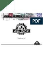 Union Station Client Pitch