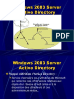 Cours - Active Directory V1