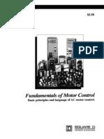 Fundamentals of Motor Control - Schneider