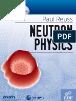 Reuss, P. - Neutron Physics (EDP Sciences, 2008)