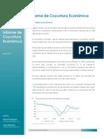 Informe Coyuntura Nacional - Ago 2011