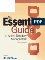 The Essential Guide to Active Directory Management