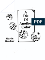 Martin Gardner - A Die of Another Color